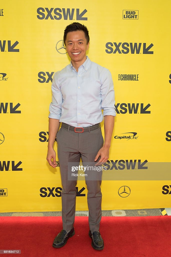 Clive Chang, Director of Strategy & Business Development at Disney Theatrical Group attends the panel 'Keeping Performing Arts Alive in a Digital World' during SXSW at the Austin Convention Center on March 13, 2018 in Austin, Texas.