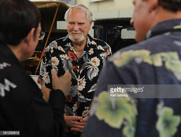Clive Cussler chatted with fans after dinner Saturday night The Clive Cussler's Collectors Society met at the Cussler Museum in Arvada Saturday night...