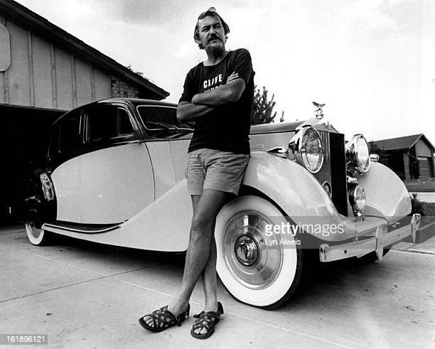 JUN 10 1977 JUN 14 1977 Clive Cussler Ind