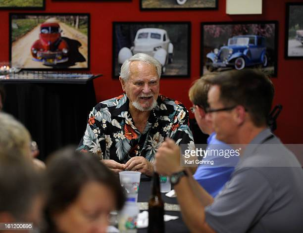 Clive Cussler talked with fans Saturday night The Clive Cussler's Collectors Society met at the Cussler Museum in Arvada Saturday night September 10...