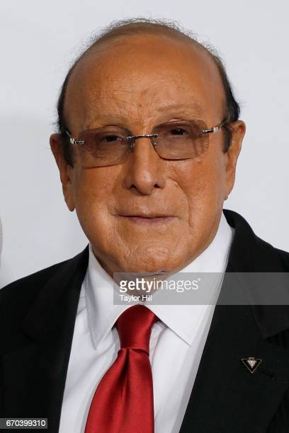 Clive Davis attends the 'Clive Davis The Soundtrack of Our Lives' 2017 Opening Gala of the Tribeca Film Festival at Radio City Music Hall on April 19...