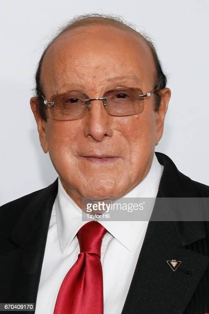 Clive Davis attends the Clive Davis The Soundtrack of Our Lives 2017 Opening Gala of the Tribeca Film Festival at Radio City Music Hall on April 19...
