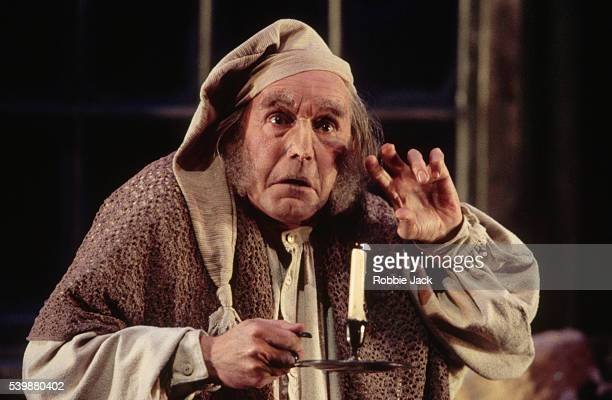 Clive Francis in A Christmas Carol