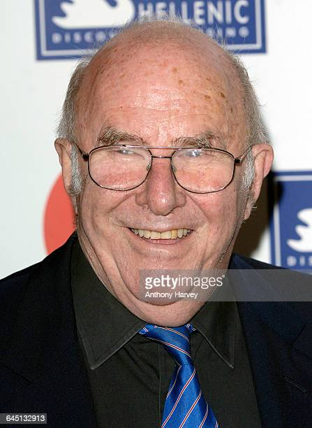 Clive James attends The Oldie of the Year Awards 2008 at Simpson'sInn on The Strand on March 11 2008 in London