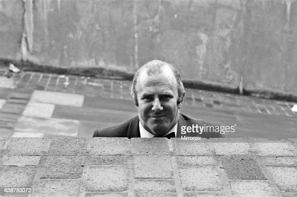 Clive James pictured at London Weekend television 27th May 1981