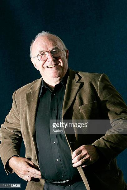 Clive James presents his latest book 'Cultural Amnesia' at the Edinburgh International Book Festival on 16th August 2007 Edinburgh Scotland His...