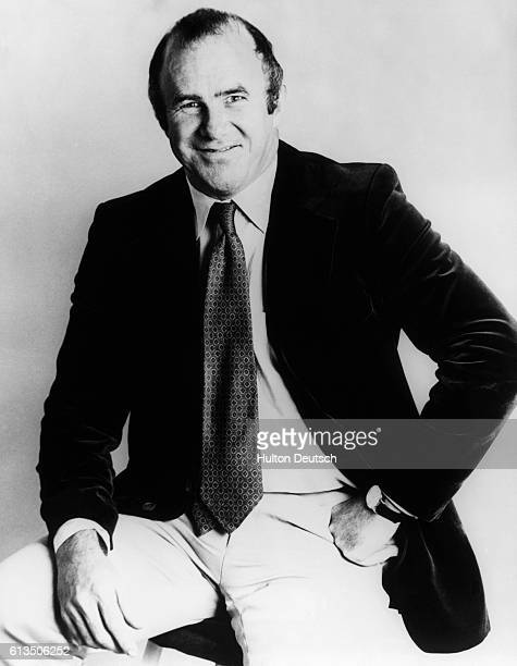 Clive James the Australian journalist and television presenter