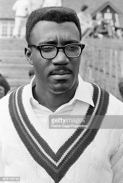 Clive Lloyd of West Indies during the tour match between Duke of Norfolk's XI and West Indians at Arundel, 26th April 1969.