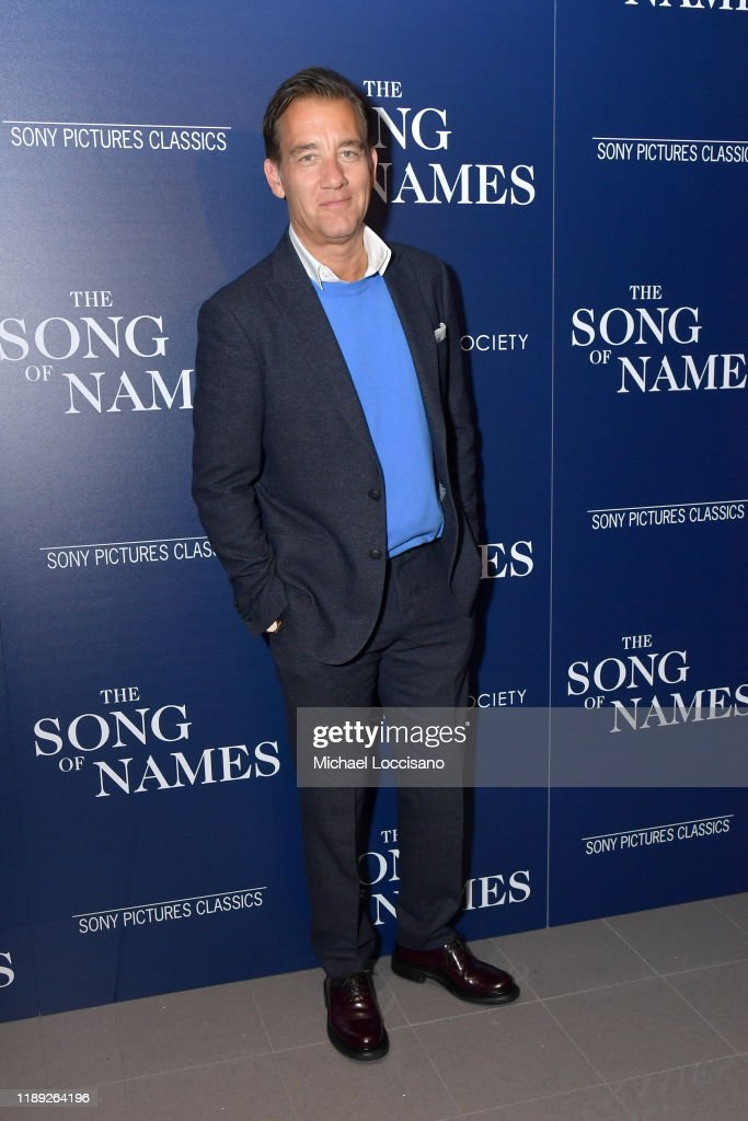 """""""The Song Of Names"""" New York Screening : News Photo"""