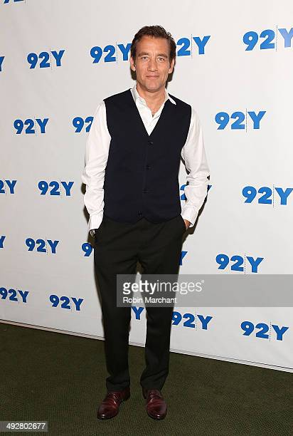 Clive Owen attends an evening With Clive Owen at 92nd Street Y on May 21 2014 in New York City