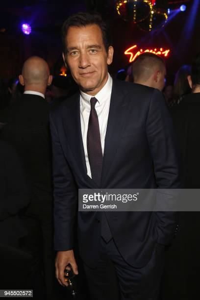 Clive Owen attends as Giorgio Armani hosts trunk show at the Giorgio's London event to celebrate the opening of the new Giorgio Armani and...