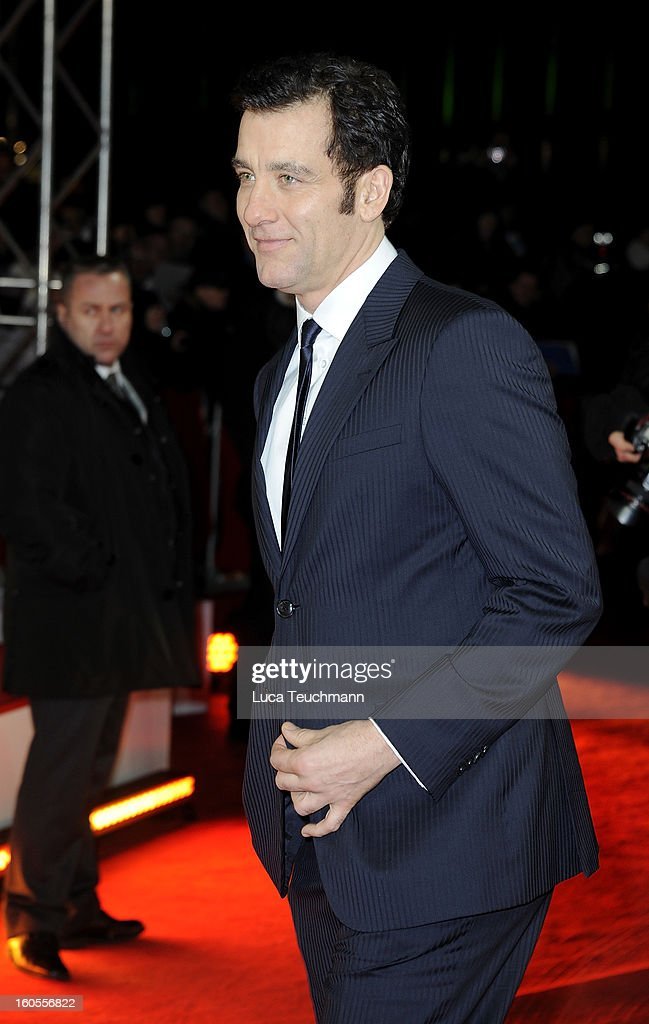 Clive Owen attends the 48th Golden Camera Awards at the Axel Springer Haus on February 2, 2013 in Berlin, Germany.