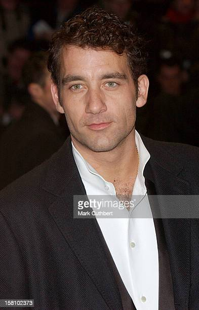 Clive Owen Attends The 56Th Bafta British Academy Film Awards In London'S Leicester Square