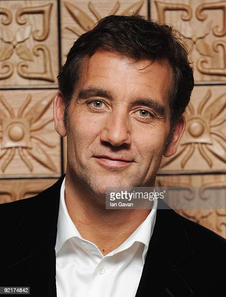 Clive Owen attends 'The Boys Are Back' afterparty during the Times BFI 53rd London Film Festival at Aqua on October 21 2009 in London England