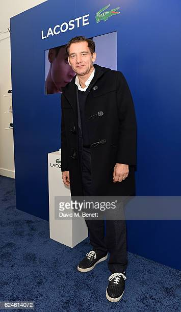 Clive Owen attends the Lacoste VIP Lounge at ATP World Finals 2016 on November 20 2016 in London England