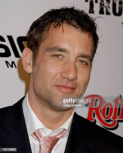 Clive Owen during Sin City Los Angeles Premiere Arrivals at Mann National Premiere in Westwood California United States