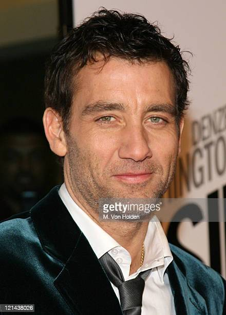 """Clive Owen during The World Premiere of the """"Inside Man"""" at Ziegfeld Theatre in New York, New York, United States."""