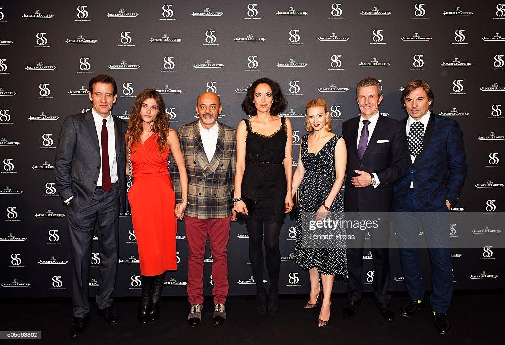 29cc71c5ea7 Clive Owen, Elisa Sednaoui, Christian Louboutin, Carmen Chaplin ...