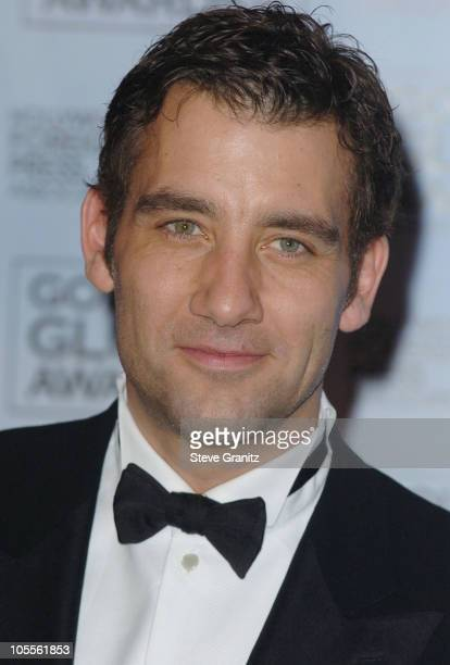 Clive Owen winner of Best Actor in a Supporting Role for 'Closer'