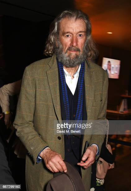 Clive Russell Attends The World Premiere Of Hatton Garden Job At Curzon Soho On