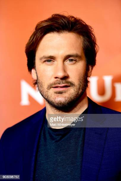 Clive Standen attends the 2018 NBCUniversal Winter Press Tour at The Langham Huntington Pasadena on January 9 2018 in Pasadena California