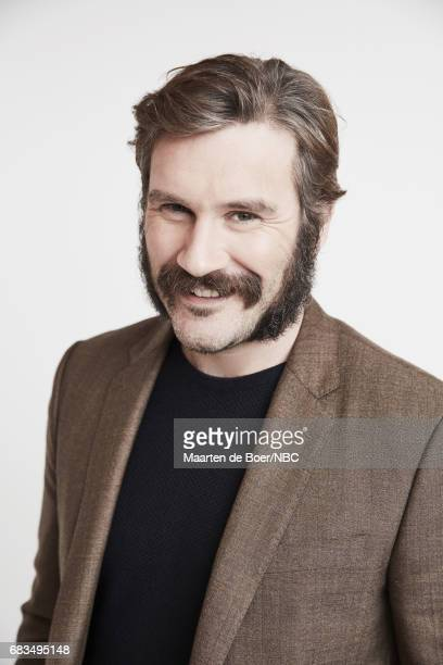 Clive Standen of Taken poses for a photo during NBCUniversal Upfront Events Season 2017 Portraits Session at Ritz Carlton Hotel on May 15 2017 in New...