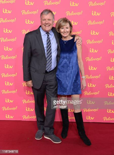 Clive Tyldesley attends the ITV Palooza 2019 at the Royal Festival Hall on November 12 2019 in London England