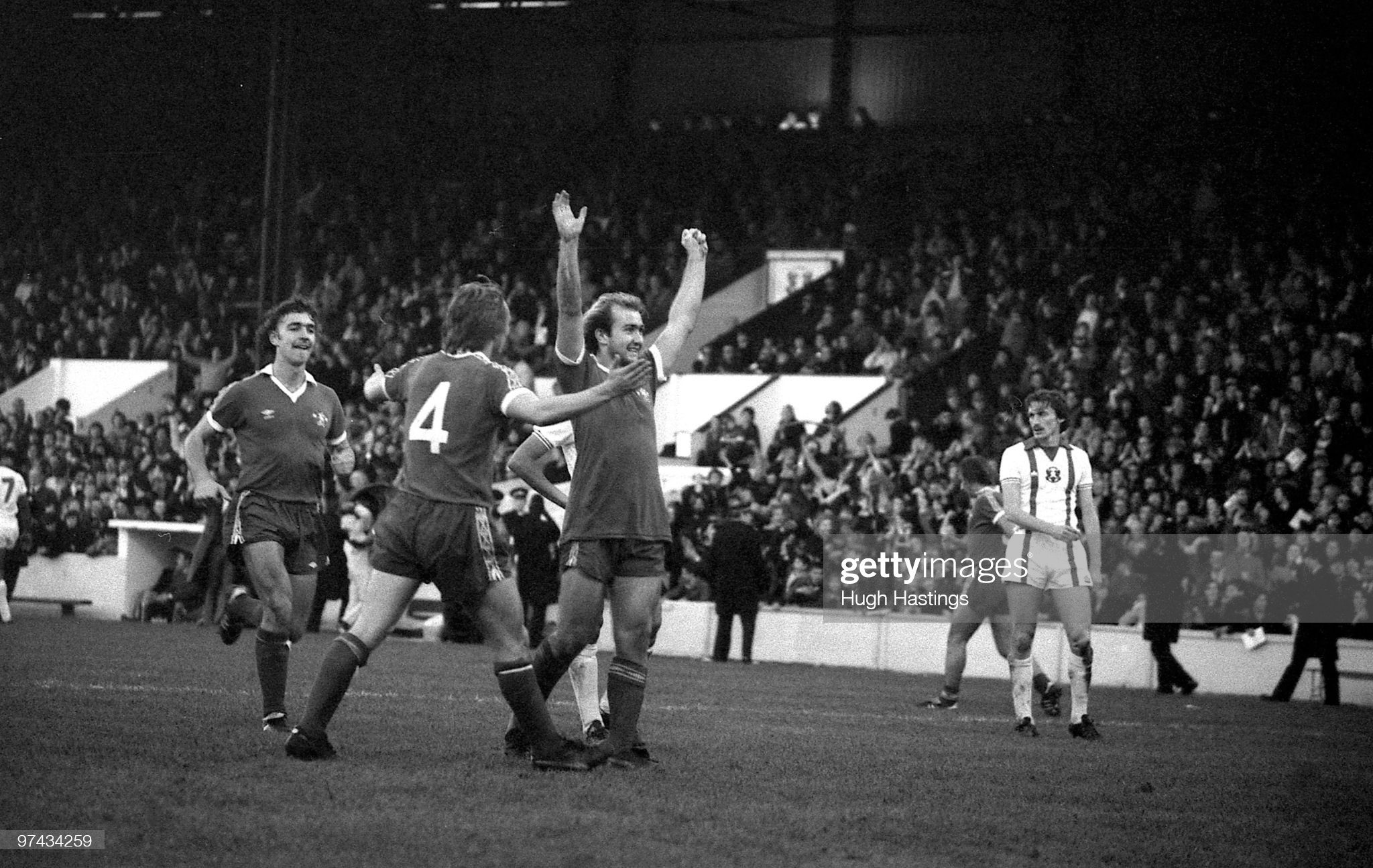 Chelsea FC Archive: 1979/80 Football League Division Two Match: Leyton Orient v Chelsea : News Photo