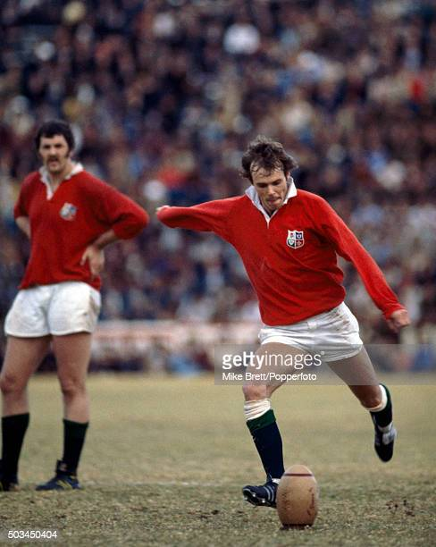 Clive Woodward of the British Lions in action during their rugby union tour to South Africa circa June 1980