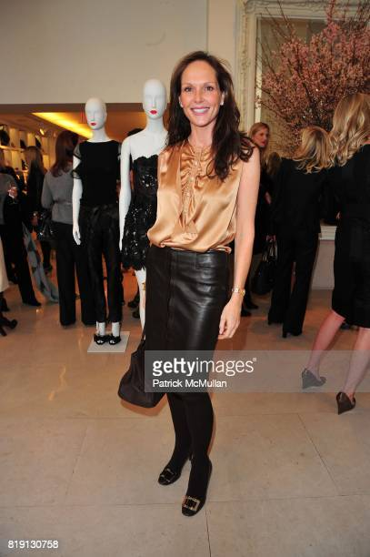 Clo Cohen attends VALENTINO Spring/ Summer 2010 Collection Private Luncheon and Presentation hosted by Samantha Boardman Rosen Shala Monroque...