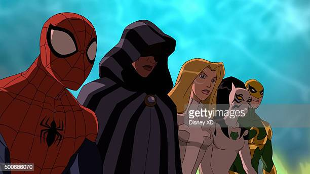 WEB WARRIORS Cloak Dagger SpiderMan and Dr Strange attempt to help the superpowered runaways Cloak Dagger but the mystical Dormammu has other plans...