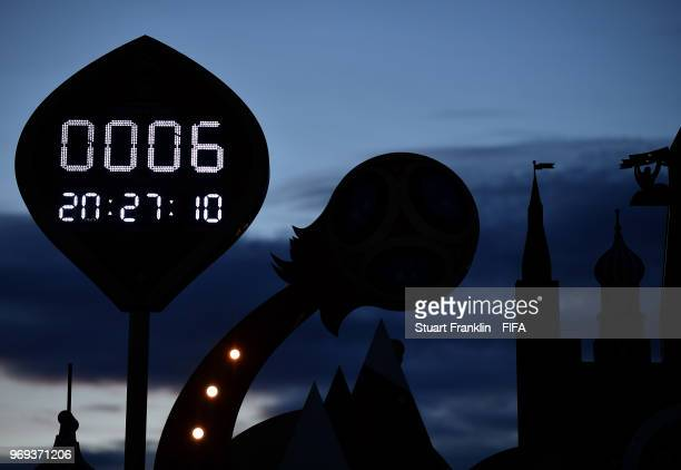 World S Best Football Clock Stock Pictures Photos And