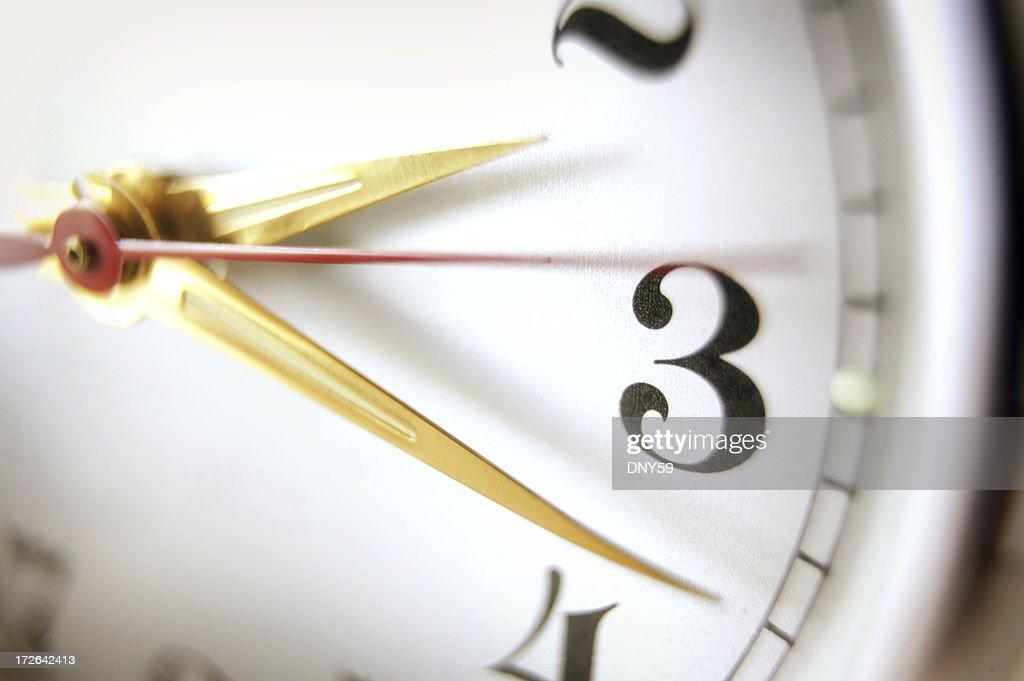 Clock Face 2 : Stock Photo