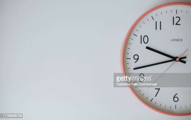clock face - time stock pictures, royalty-free photos & images
