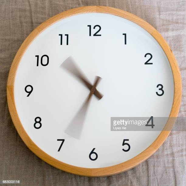 clock going - spinning stock pictures, royalty-free photos & images