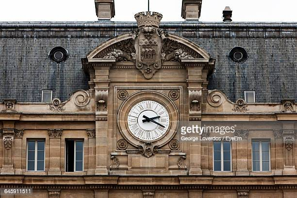 Clock Of Gare Saint-Lazare