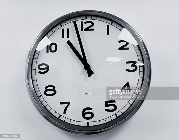 Clock On Wall