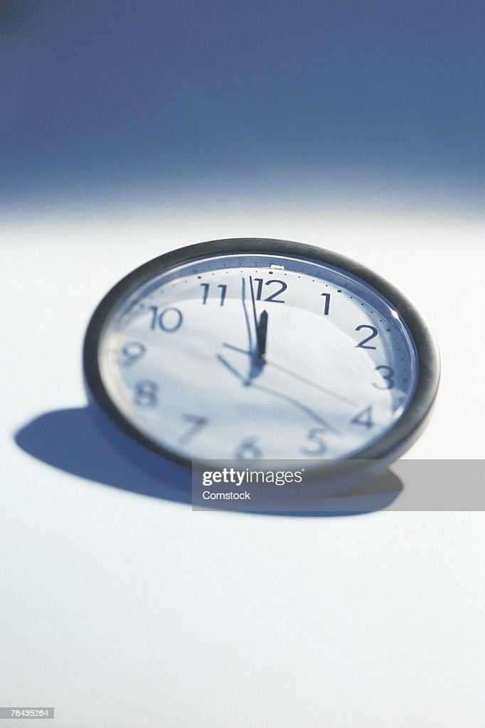 Clock : Stockfoto