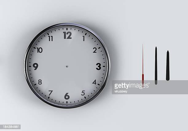 clock, set time