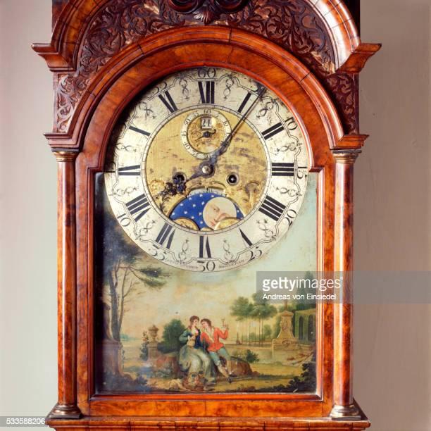 Clock, Sudbury Hall