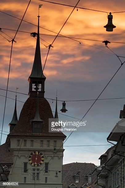 Clock tower , Bern , Switzerland