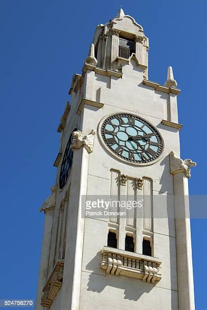 Clock Tower, Montreal, Quebec, Canada