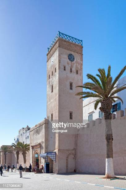 Clock Tower of Essaouira