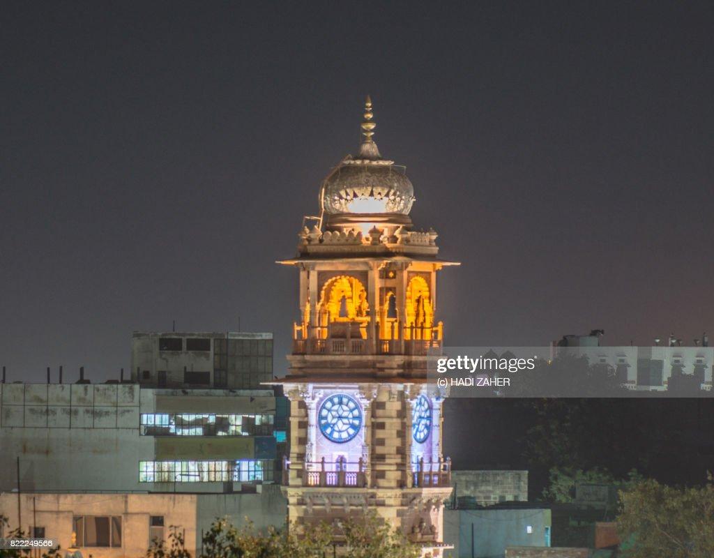 Clock Tower of Rajasthan | Jodhpur | Rajasthan | India : Stock Photo