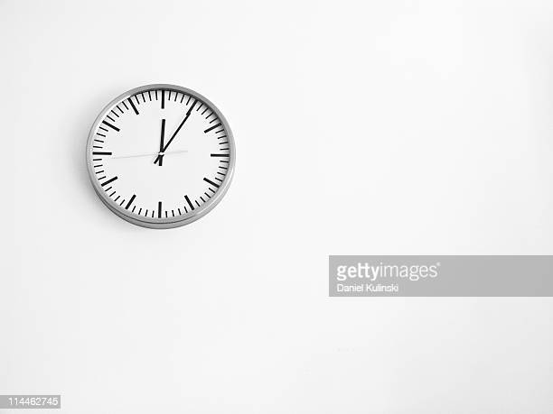 Clock with no logo