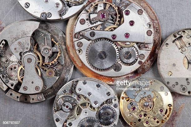 Clocks Mechanism