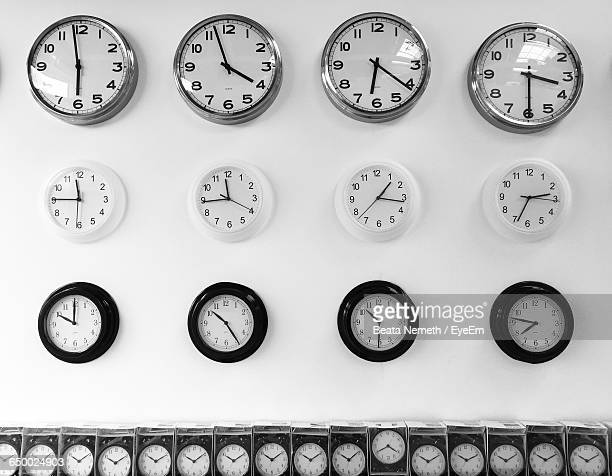 Clocks On Wall For Sale In Shop