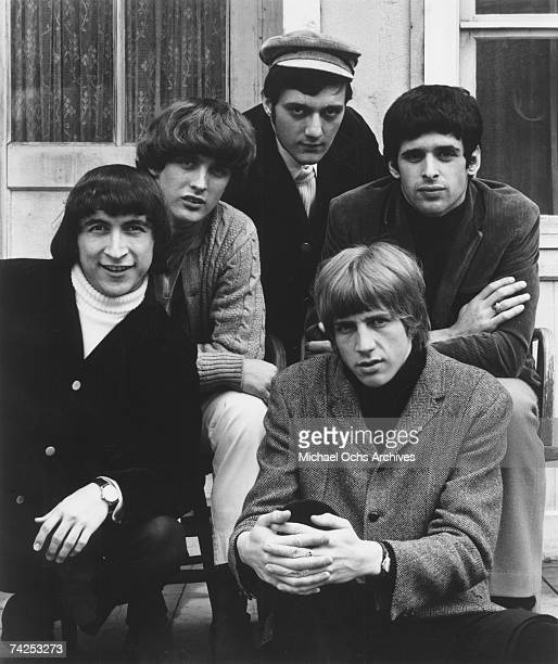 Clockwise from left Bassist Ron Meagher guitarist Declan Mulligan guitarist Ron Elliott singer Sal Valentino and drummer of the original lineup of...