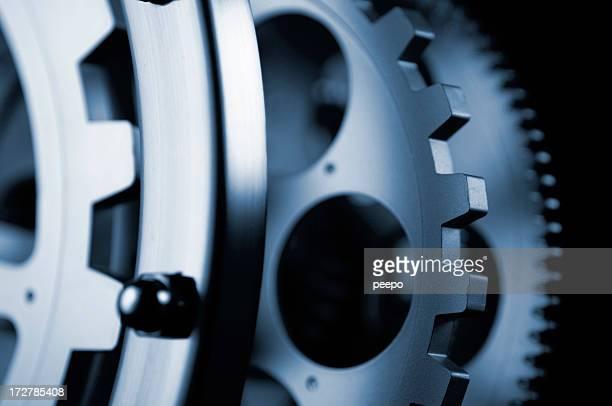 clockwork Getriebe