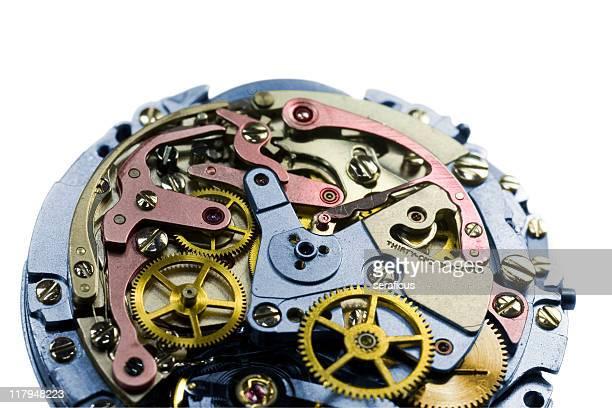 Mécanisme horloger